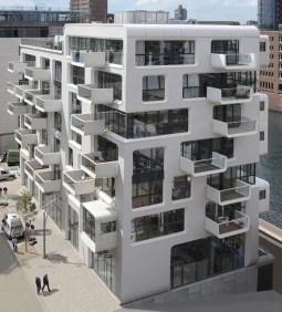 Amazing Apartment Building Facade Architecture Design05