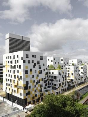 Amazing Apartment Building Facade Architecture Design08