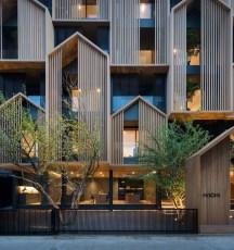 Amazing Apartment Building Facade Architecture Design09