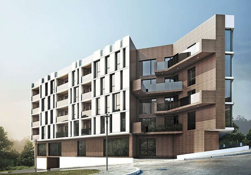 Amazing Apartment Building Facade Architecture Design18