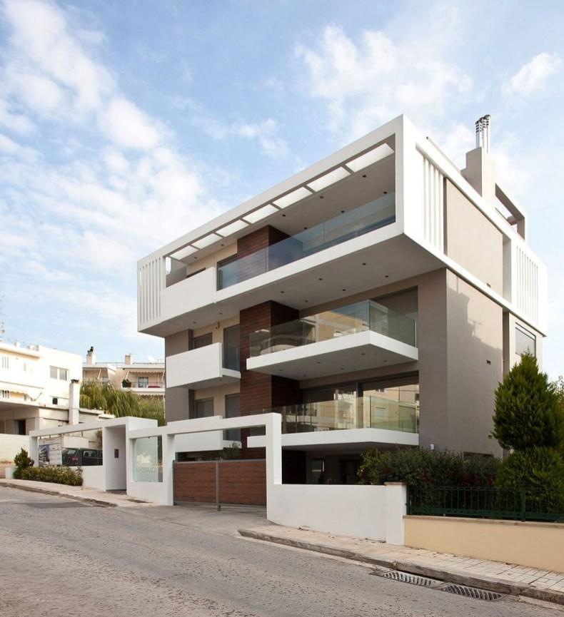 Amazing Apartment Building Facade Architecture Design37