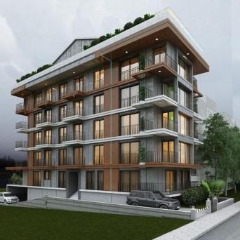 Amazing Apartment Building Facade Architecture Design40