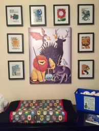 Amazing Game Thrones Decorations Ideas Try24