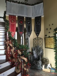 Amazing Game Thrones Decorations Ideas Try25