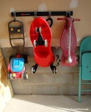 Amazing Hanging Kids Toys Storage Solutions Ideas01