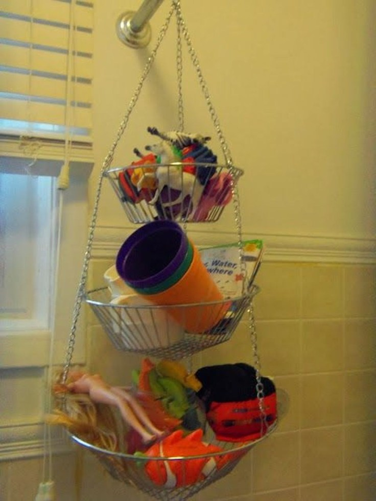 Amazing Hanging Kids Toys Storage Solutions Ideas06