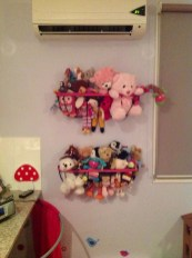 Amazing Hanging Kids Toys Storage Solutions Ideas18