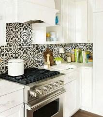 Amazing Home Kitchen Tile Design Ideas 2018 11