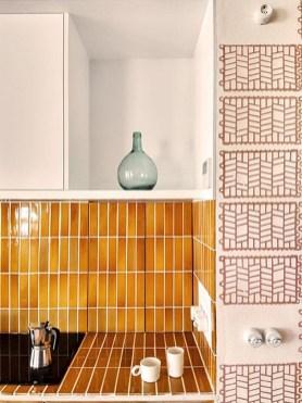 Amazing Home Kitchen Tile Design Ideas 2018 39