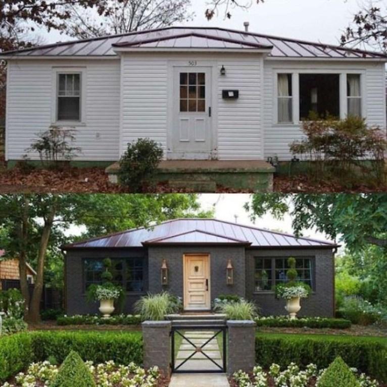 Amazing House Exterior Design Inspirations Ideas 201706