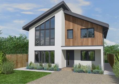 Amazing House Exterior Design Inspirations Ideas 201723