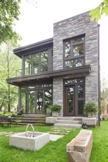 Amazing House Exterior Design Inspirations Ideas 201726