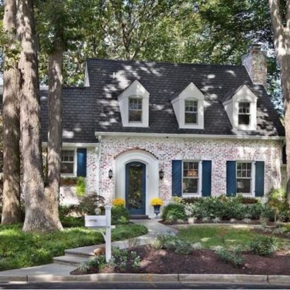 Amazing House Exterior Design Inspirations Ideas 201729