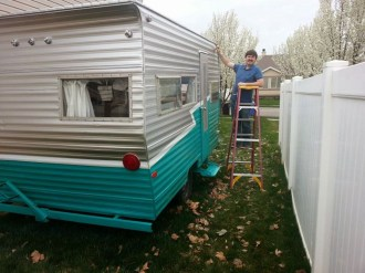 Amazing Rv Camper Trailer Pup Tent Must See08