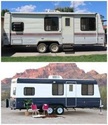 Amazing Rv Camper Trailer Pup Tent Must See10