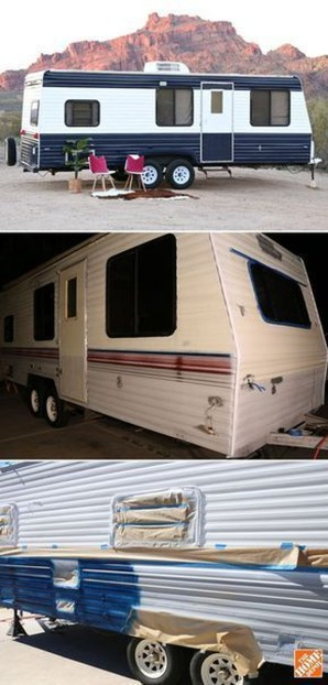 Amazing Rv Camper Trailer Pup Tent Must See45