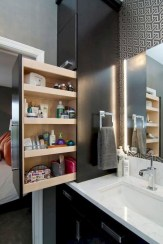 Amazing Small Rv Bathroom Toilet Remodel Ideas 31
