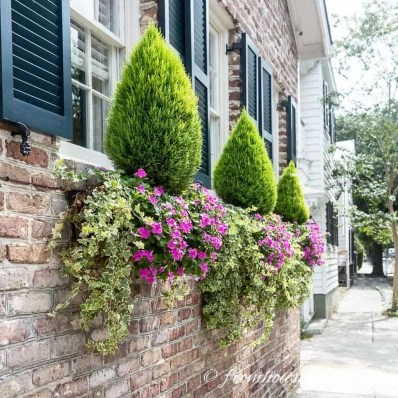 Amazing Windows Flower Boxes Design Ideas Must See06