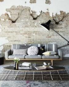 Artistic Vintage Brick Wall Design Home Interior18