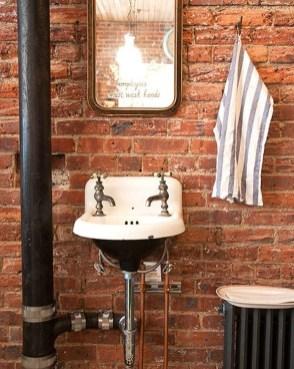 Artistic Vintage Brick Wall Design Home Interior31