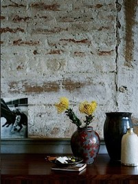 Artistic Vintage Brick Wall Design Home Interior35