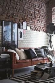 Artistic Vintage Brick Wall Design Home Interior37
