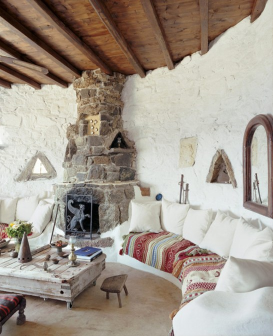 Awesome Cozy Sofa In Livingroom Ideas32