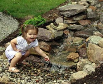 Awesome Small Waterfall Pond Landscaping Ideas Backyard25