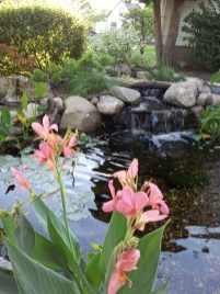 Awesome Small Waterfall Pond Landscaping Ideas Backyard30