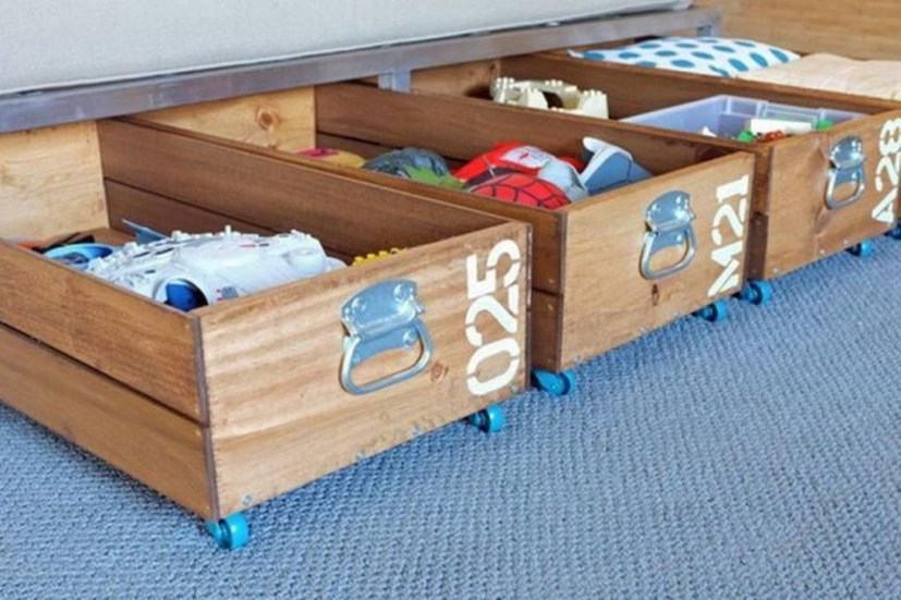 Awesome Toys Storage Design Ideas Lovely Kids28
