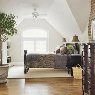 Awesome Traditional Attic You Can Try09