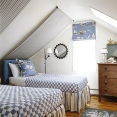 Awesome Traditional Attic You Can Try12