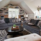 Awesome Traditional Attic You Can Try15