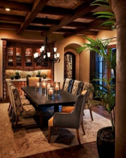 Elegant Dining Room Design Decorations06