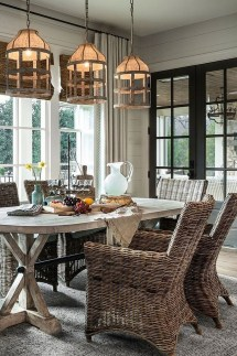 Elegant Dining Room Design Decorations07