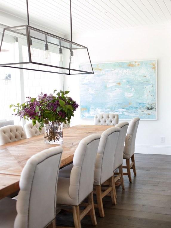 Elegant Dining Room Design Decorations18
