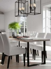 Elegant Dining Room Design Decorations30
