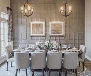 Elegant Dining Room Design Decorations35