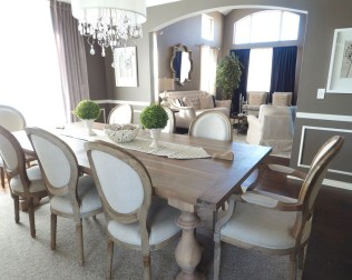 Elegant Dining Room Design Decorations36