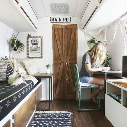 Fantastic Rv Camper Interior Ideas09