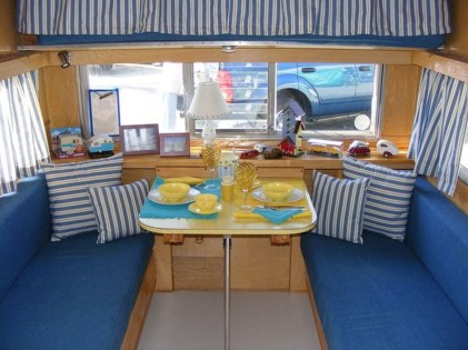 Fantastic Rv Camper Interior Ideas10