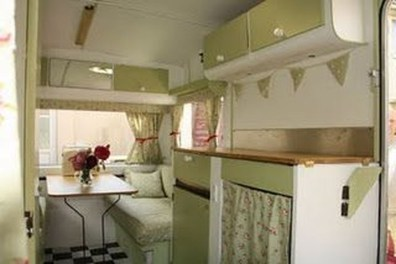 Fantastic Rv Camper Interior Ideas26