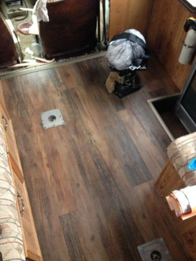 Fantastic Rv Camper Interior Ideas37