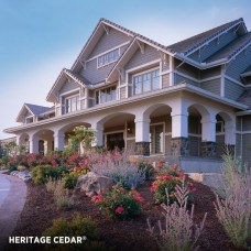 Ideas To Make Your Home Look Elegant With Vinyl Siding Color15