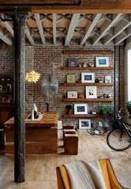 Inspire Ideas To Make Bricks Blocks Look Awesome In Your Home04