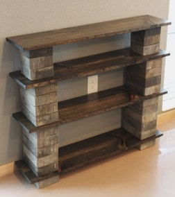 Inspire Ideas To Make Bricks Blocks Look Awesome In Your Home12