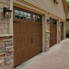 Inspiring Home Garage Door Design Ideas Must See01