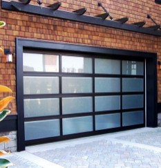 Inspiring Home Garage Door Design Ideas Must See16