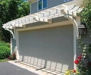 Inspiring Home Garage Door Design Ideas Must See19