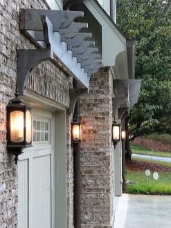 Inspiring Home Garage Door Design Ideas Must See26